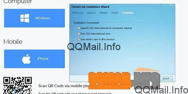 Using QQ International Chat with QQ Mail How to sign in to QQ International chat