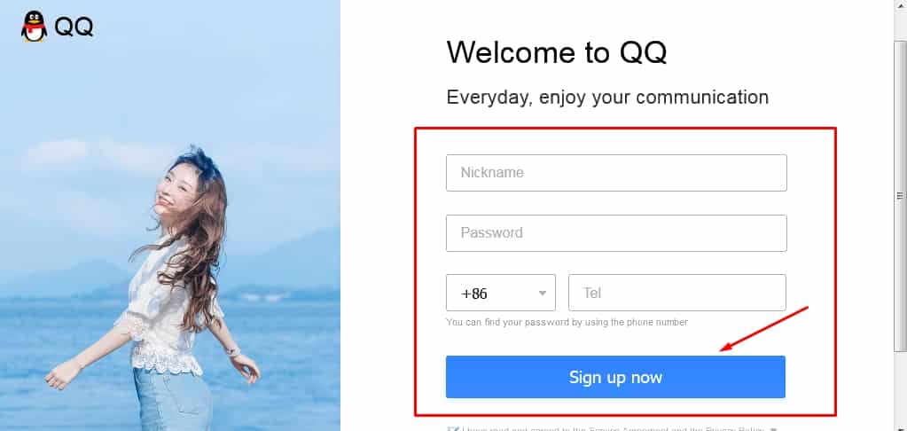 qq email